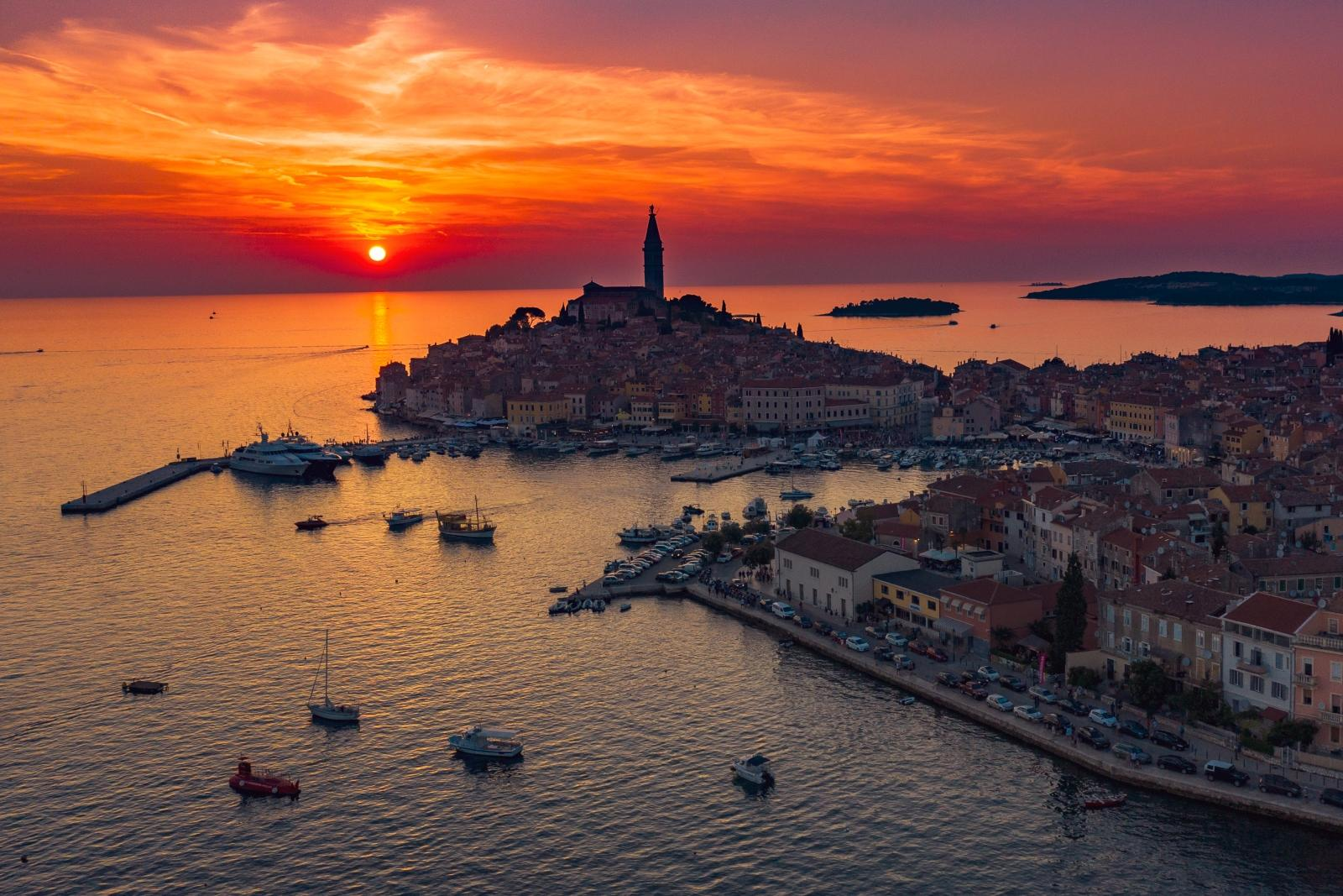 LIVE FROM ROVINJ